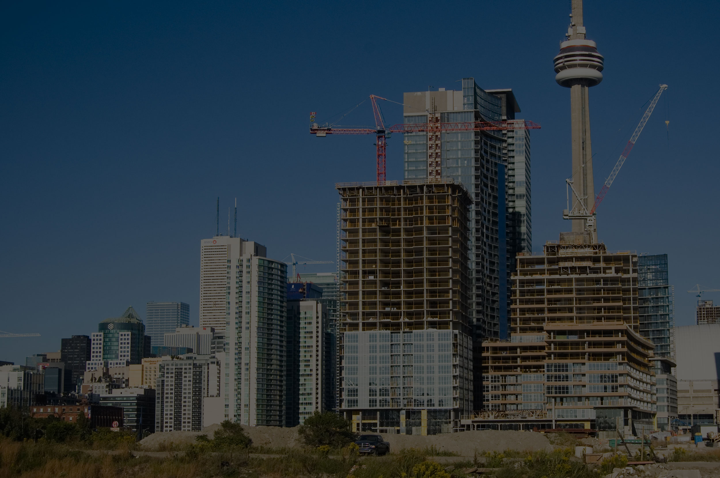 Construction Jobs in Toronto
