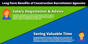 Long-term benefits of Construction Recruitment Agencies